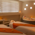 Ylang Spa treatment room