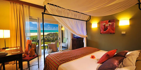 Honeymoon Lagoon room
